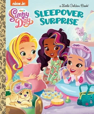 Golden Books Sleepover Surprise (Sunny Day)
