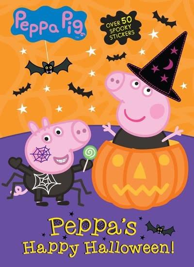 Golden Books Peppa Pig: Happy Halloween!