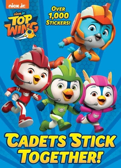 Golden Books Cadets Stick Together! (Top Wing)