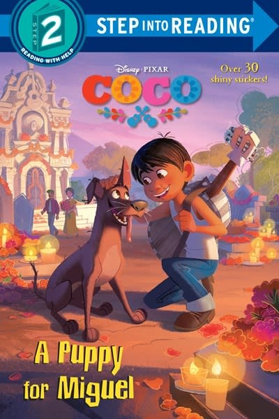 RH/Disney A Puppy for Miguel (Disney/Pixar Coco)