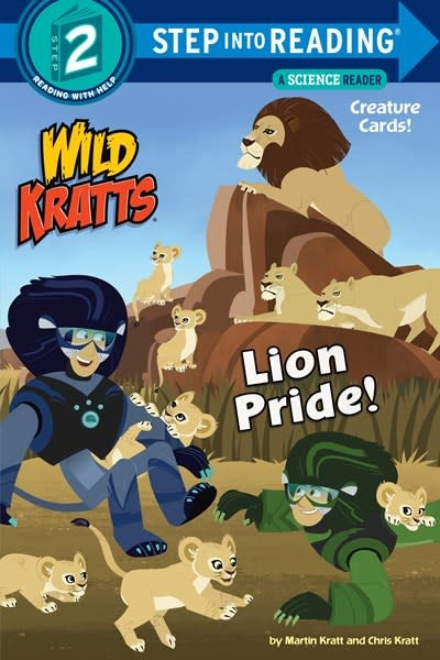 Random House Books for Young Readers Lion Pride (Wild Kratts)