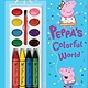 Golden Books Peppa's Colorful World (Peppa Pig)