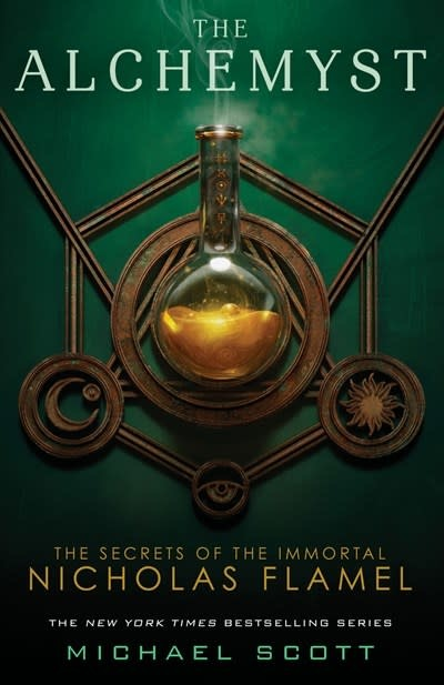 Ember Secrets of the Immortal Nicholas Flamel 01 The Alchemyst