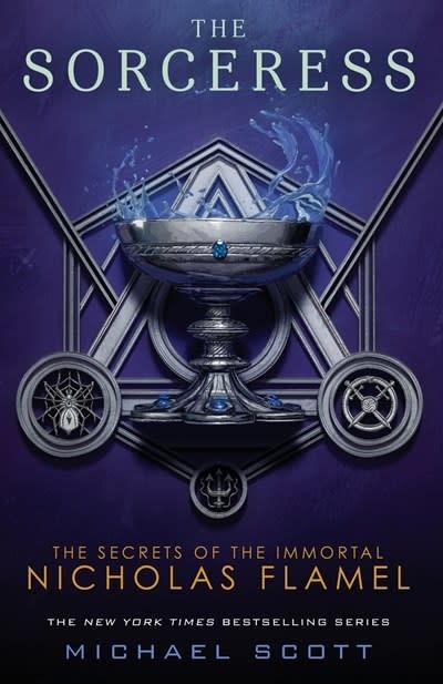 Ember Secrets of the Immortal Nicholas Flamel 03 The Sorceress