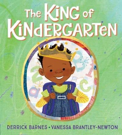 Nancy Paulsen Books The King of Kindergarten