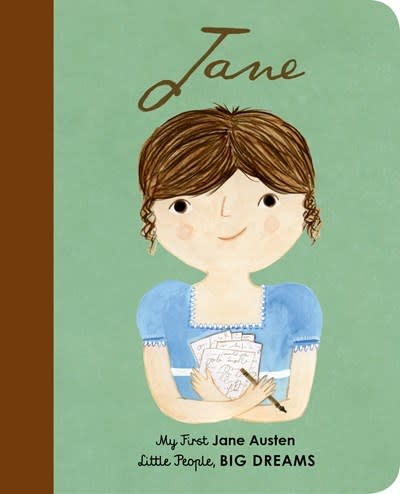 Lincoln Children's Books Little People, Big Dreams: Jane Austen
