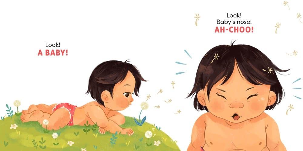 Abrams Appleseed Look!: Babies Head to Toe
