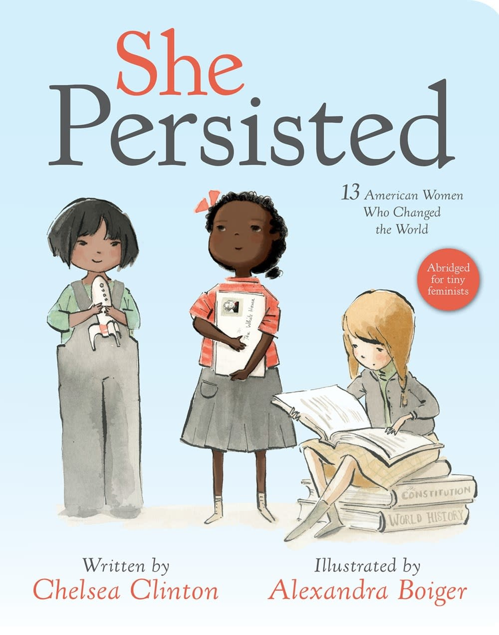 Philomel Books She Persisted