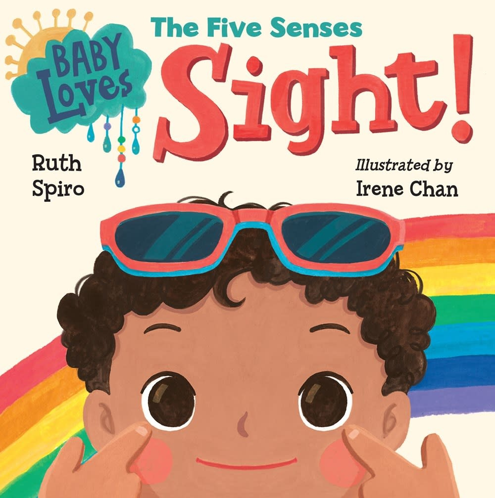 Charlesbridge Baby Loves the Five Senses: Sight!