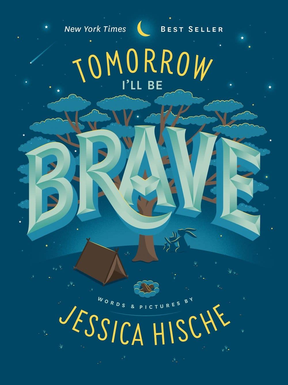 Penguin Workshop Tomorrow I'll Be Brave