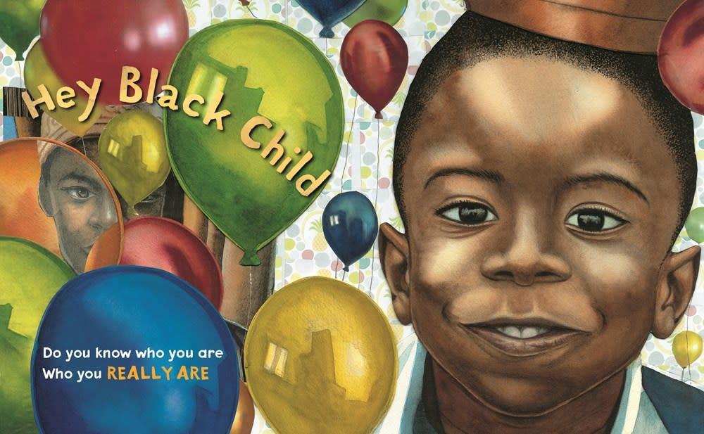 LB Kids Hey Black Child