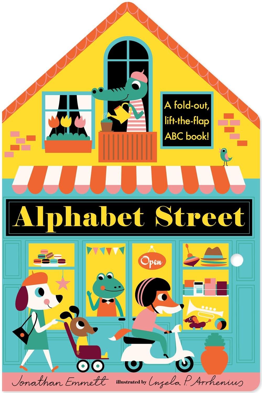 Nosy Crow Alphabet Street