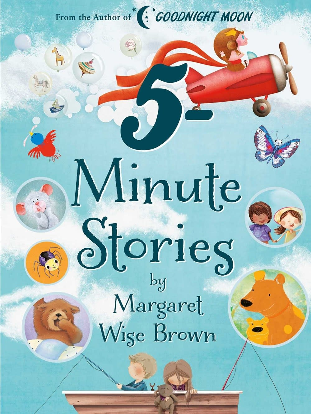 Silver Dolphin Books Margaret Wise Brown 5-Minute Stories