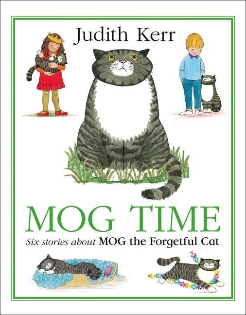 HarperCollinsChildren'sBooks Mog Time Treasury