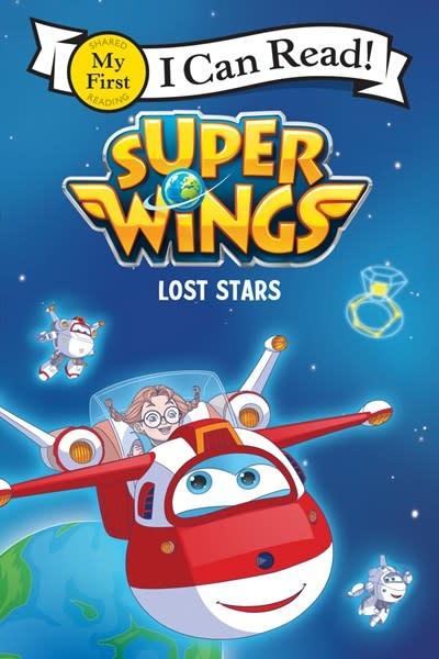HarperCollins Super Wings: Lost Stars (I Can Read, Lvl Pre-1)