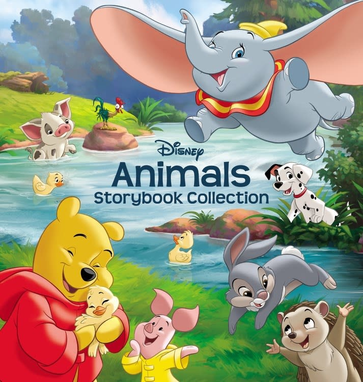 Disney Press Disney Animals Storybook Collection