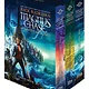 Disney-Hyperion Magnus Chase and the Gods of Asgard Paperback Boxed Set (#1-3)