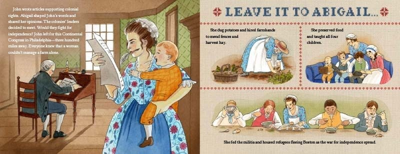 Little, Brown Books for Young Readers Leave It to Abigail!