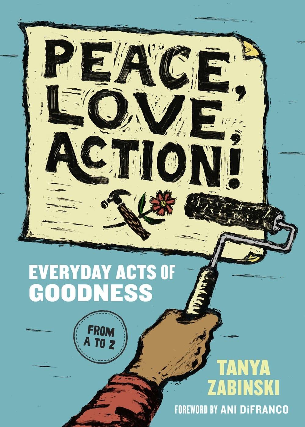 Parallax Press Peace, Love, Action!