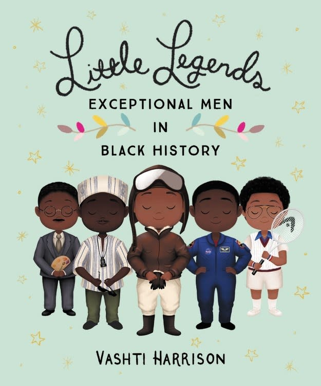 Little, Brown Books for Young Readers Little Legends: Exceptional Men in Black History