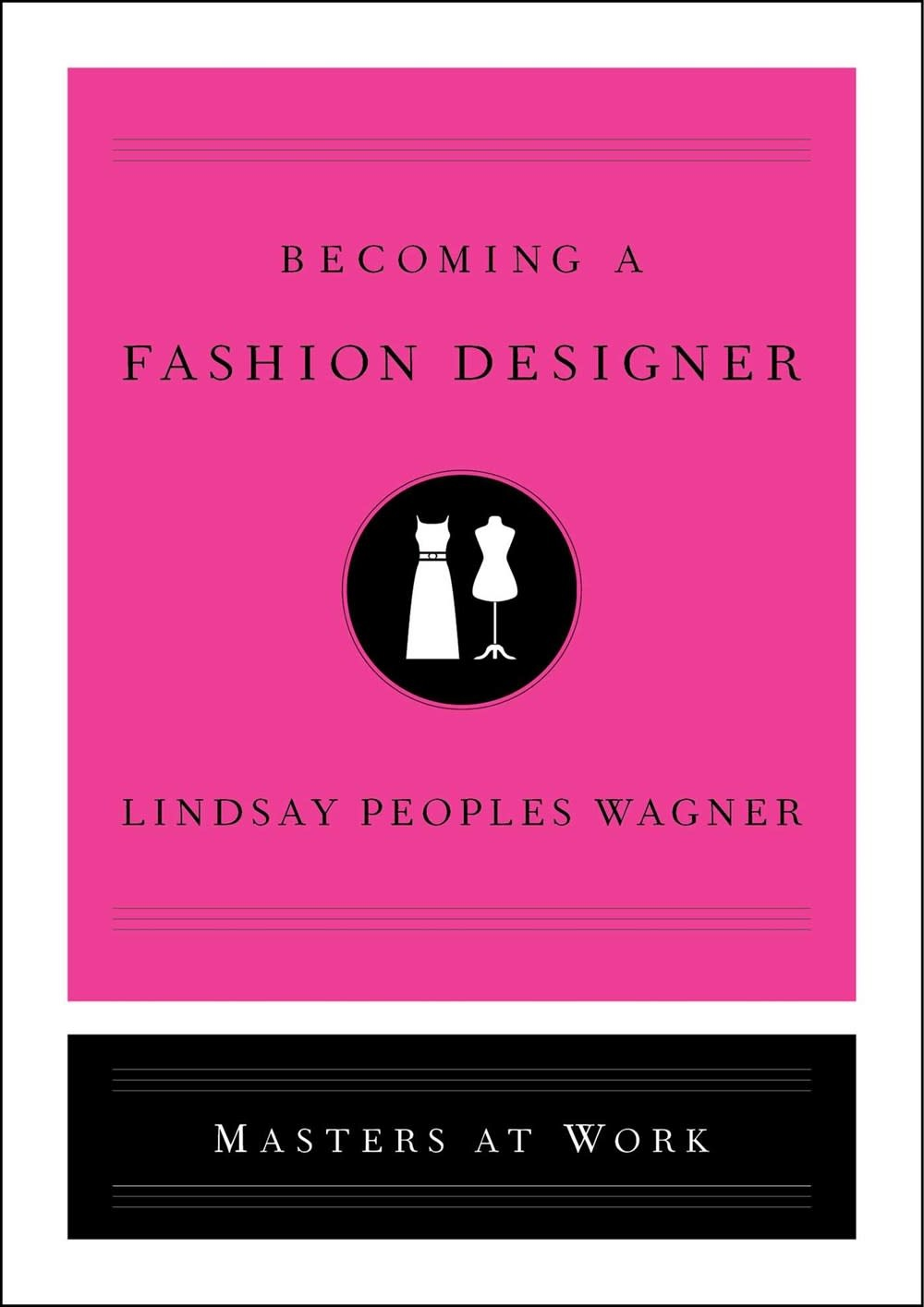 Simon & Schuster Becoming a Fashion Designer