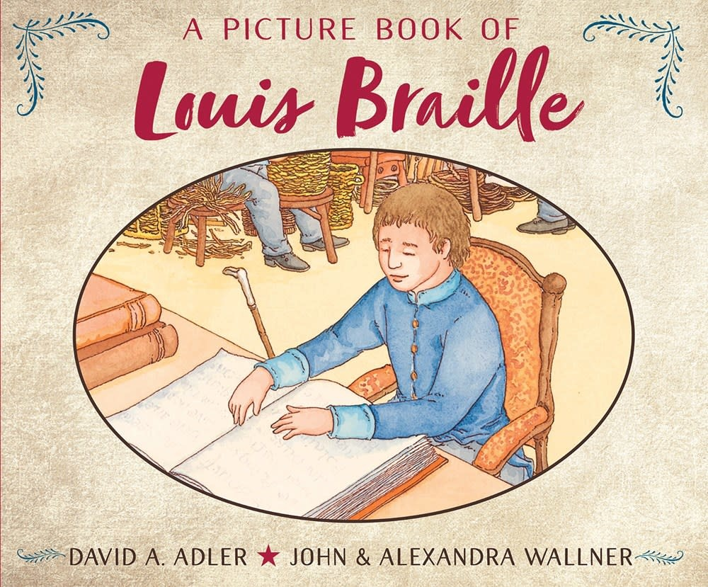 Holiday House A Picture Book of Louis Braille