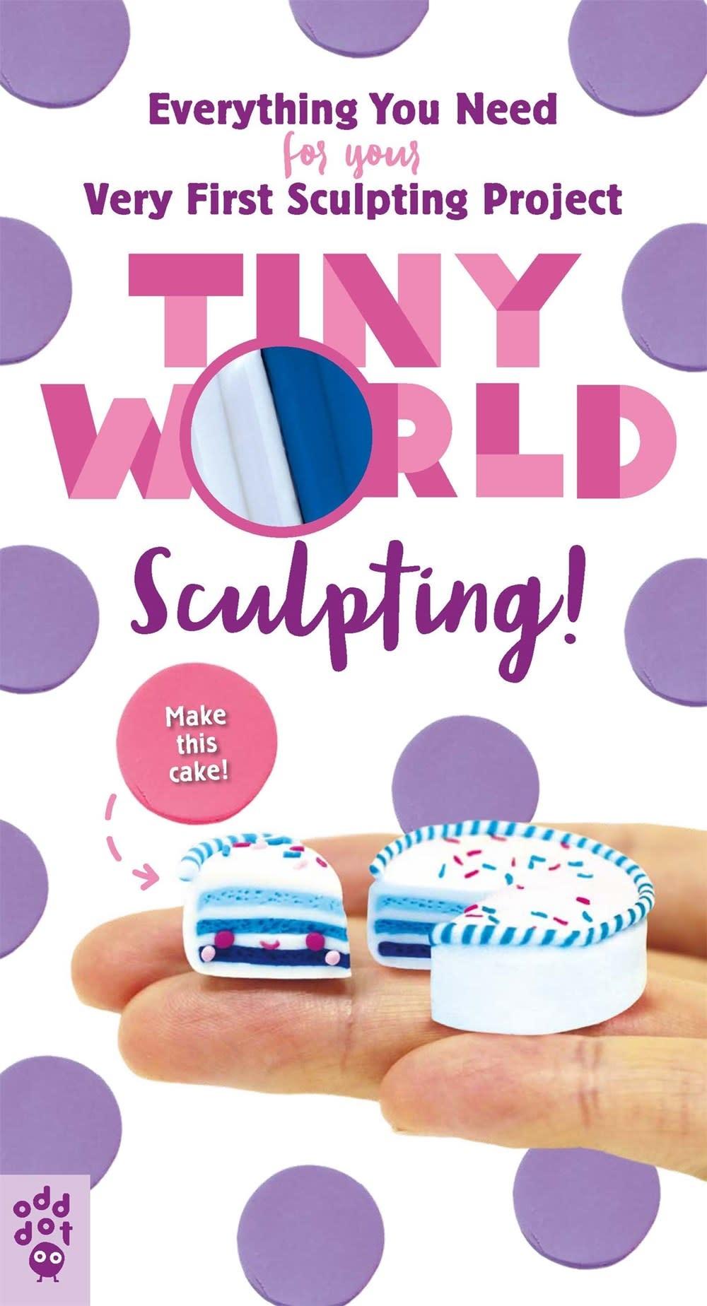 Odd Dot Tiny World: Sculpting!