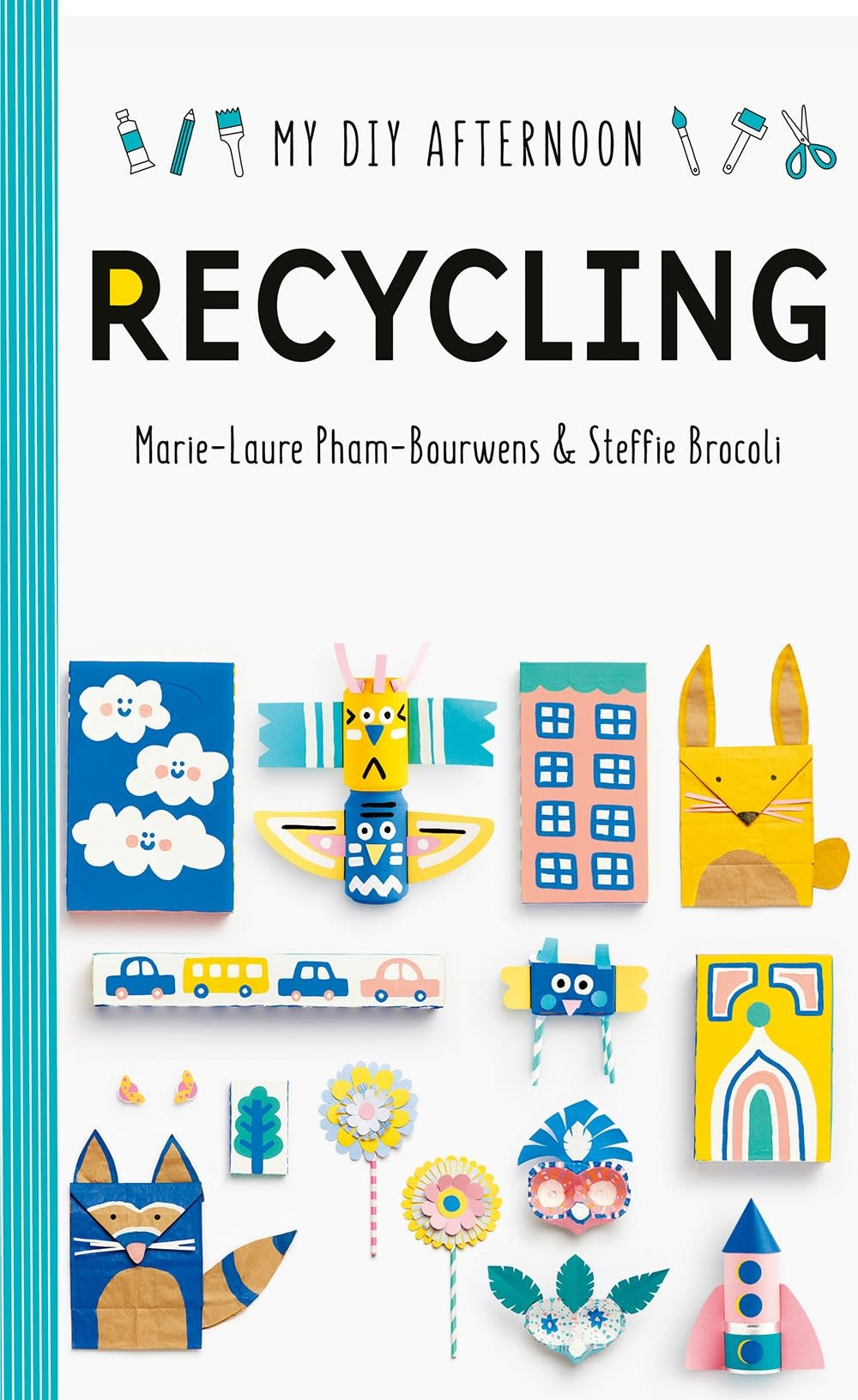 Tate Publishing DIY Afternoon: Recycling