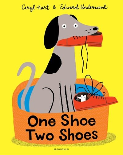 Bloomsbury Children's Books One Shoe Two Shoes