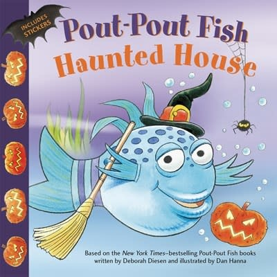 Farrar, Straus and Giroux (BYR) Pout-Pout Fish: Haunted House
