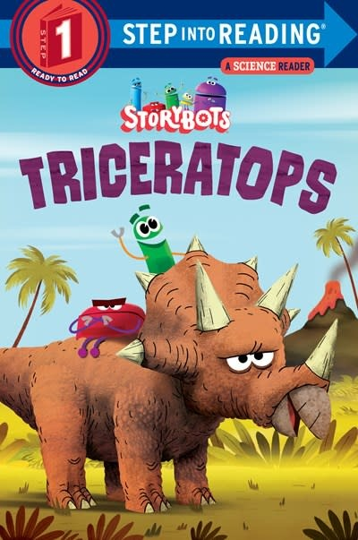 Random House Books for Young Readers Triceratops (StoryBots)