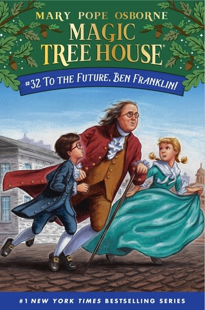 Random House Books for Young Readers To the Future, Ben Franklin!