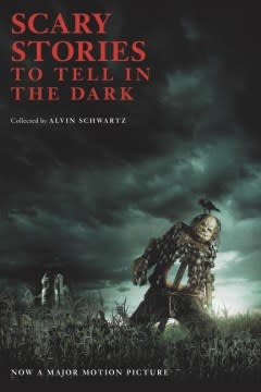 HarperCollins Scary Stories to Tell in the Dark Movie Tie-in Edition