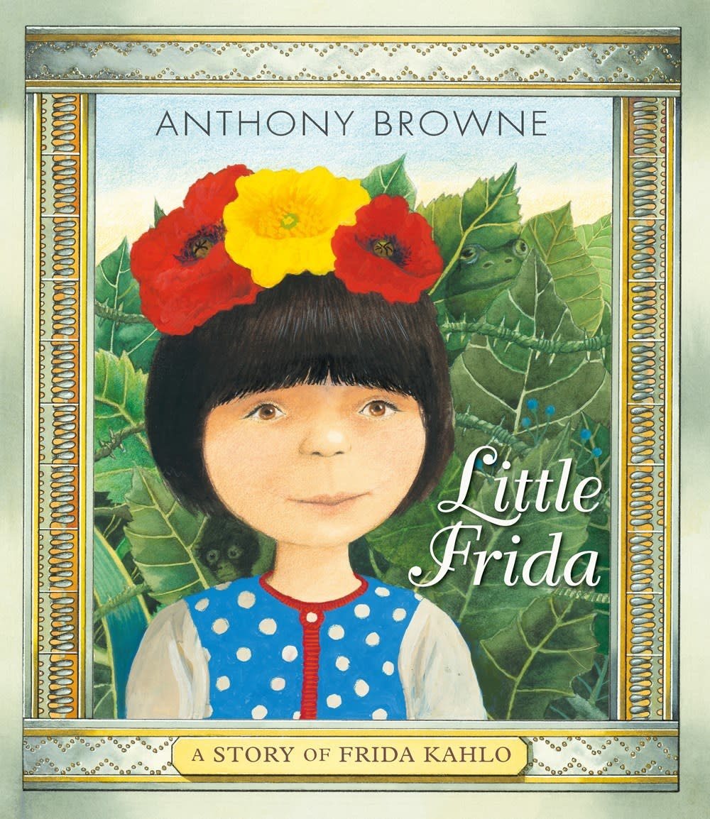 Candlewick Little Frida