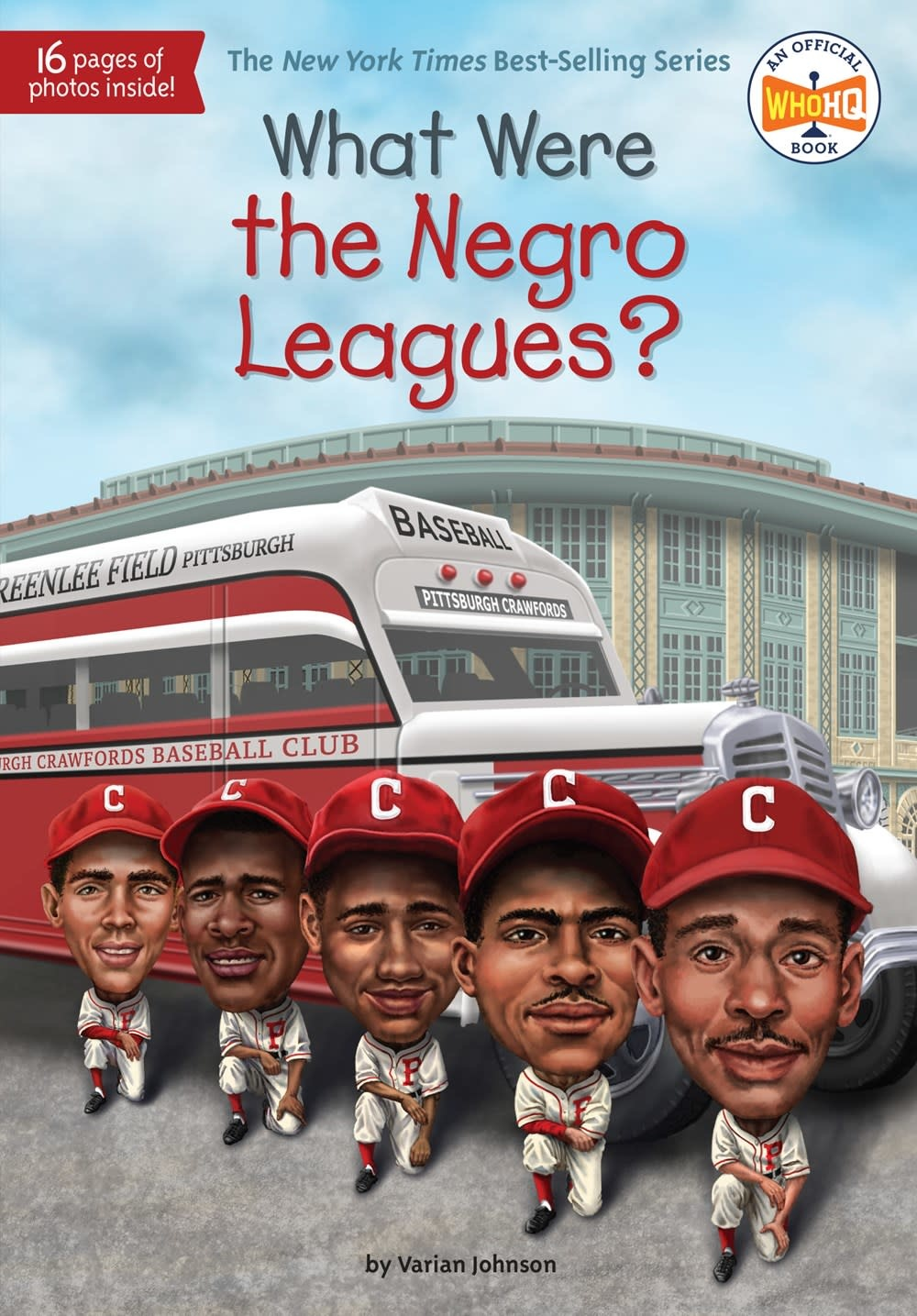 Penguin Workshop Who Was...?: What Were the Negro Leagues?