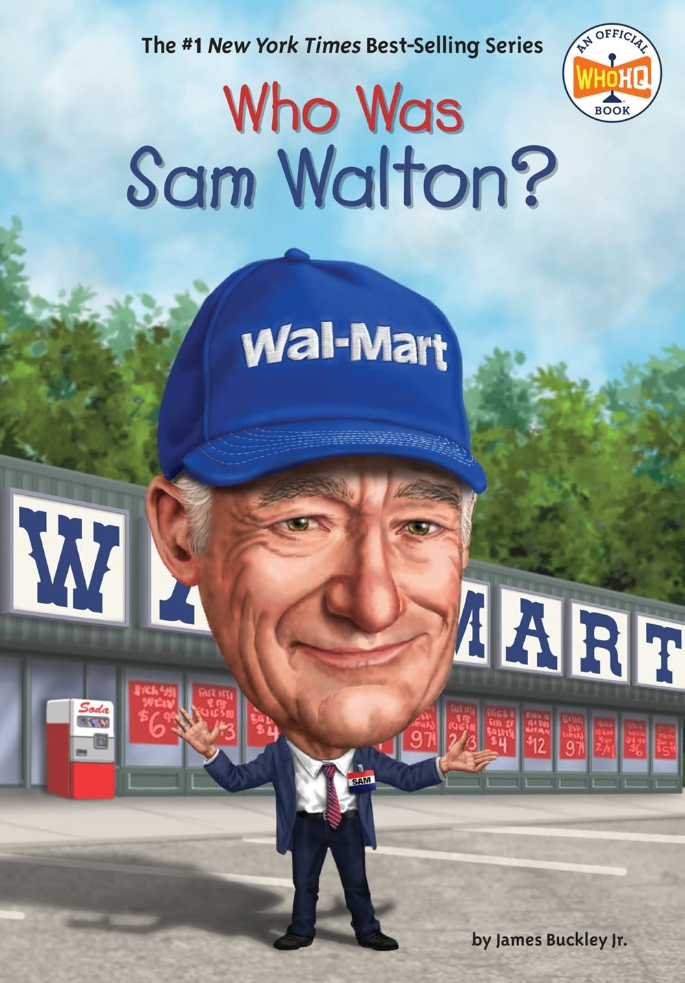Penguin Workshop Who Was...?: Who Was Sam Walton?