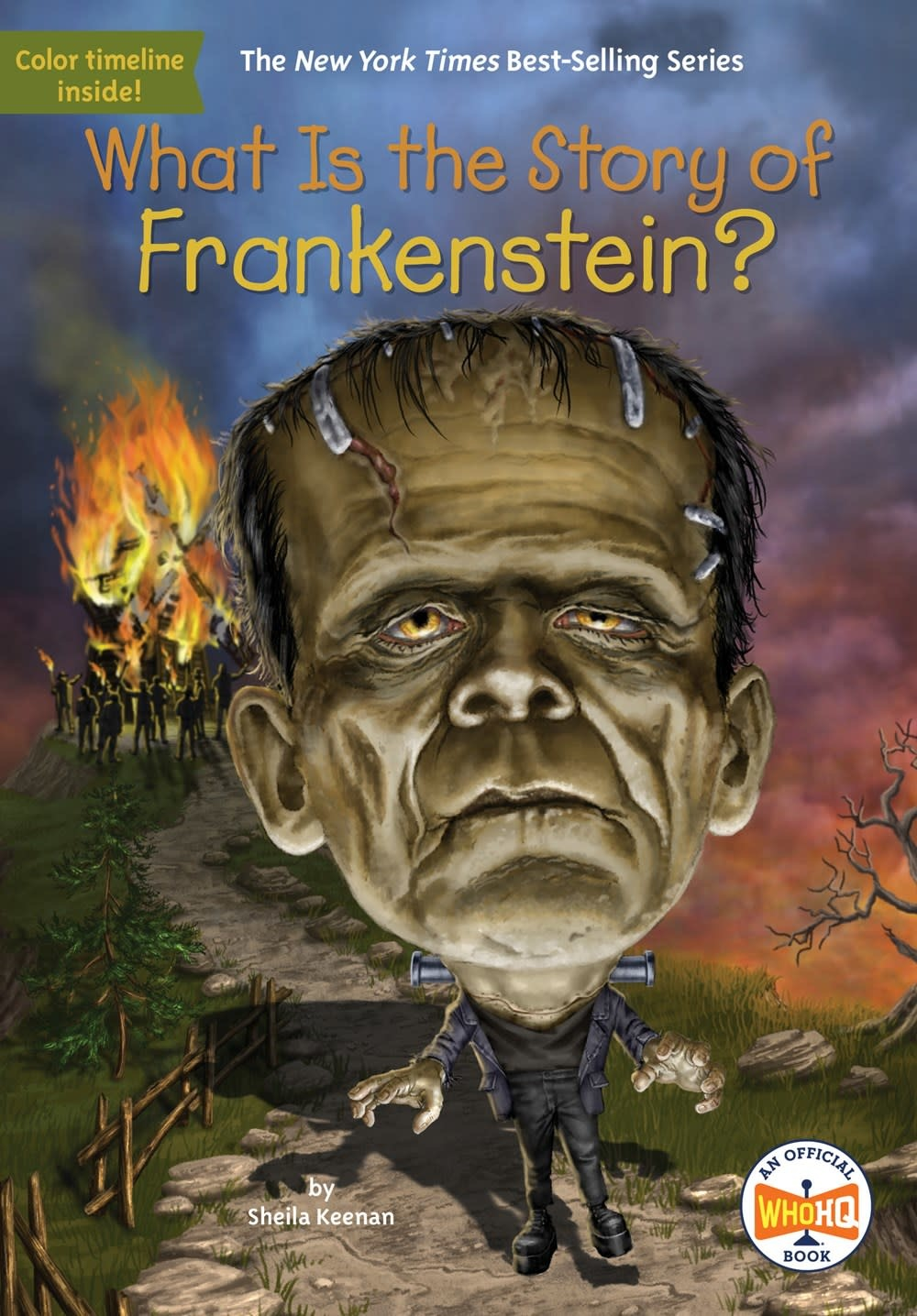 Penguin Workshop Who Was...?: What Is the Story of Frankenstein?