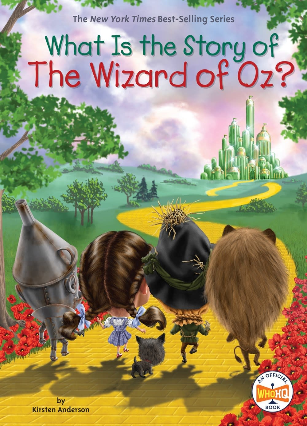Penguin Workshop Who Was...?: What Is the Story of The Wizard of Oz?