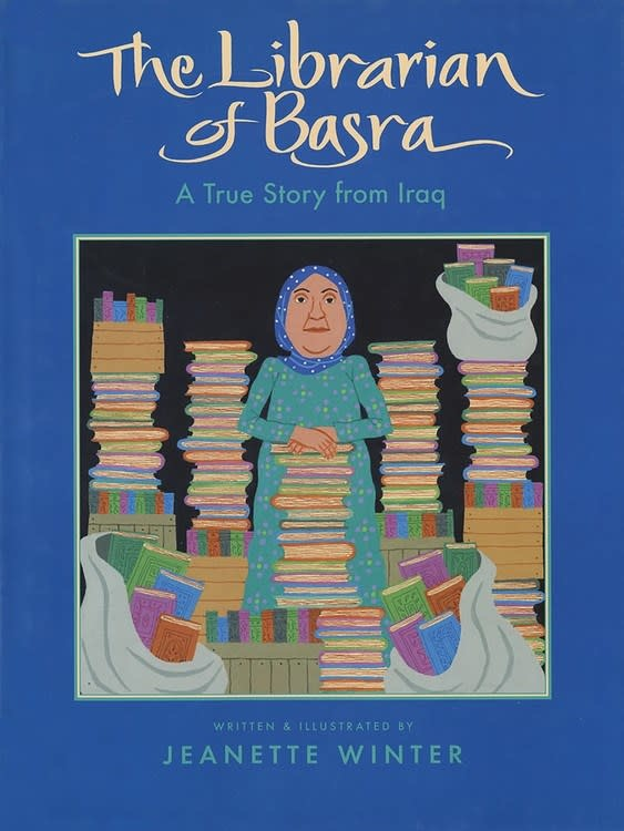 HMH Books for Young Readers The Librarian of Basra