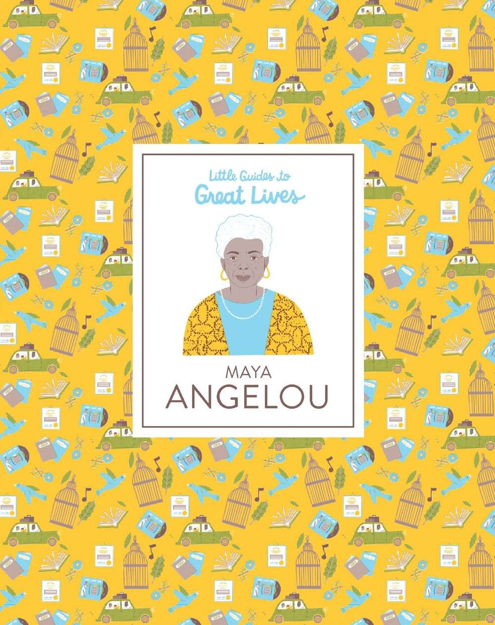 Laurence King Publishing Little Guides to Great Lives: Maya Angelou