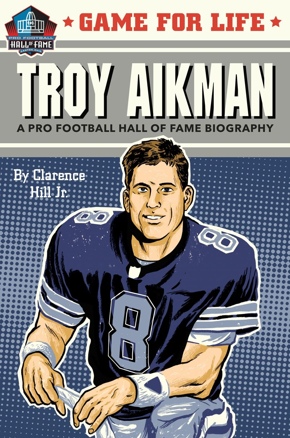 Random House Books for Young Readers Game for Life: Troy Aikman