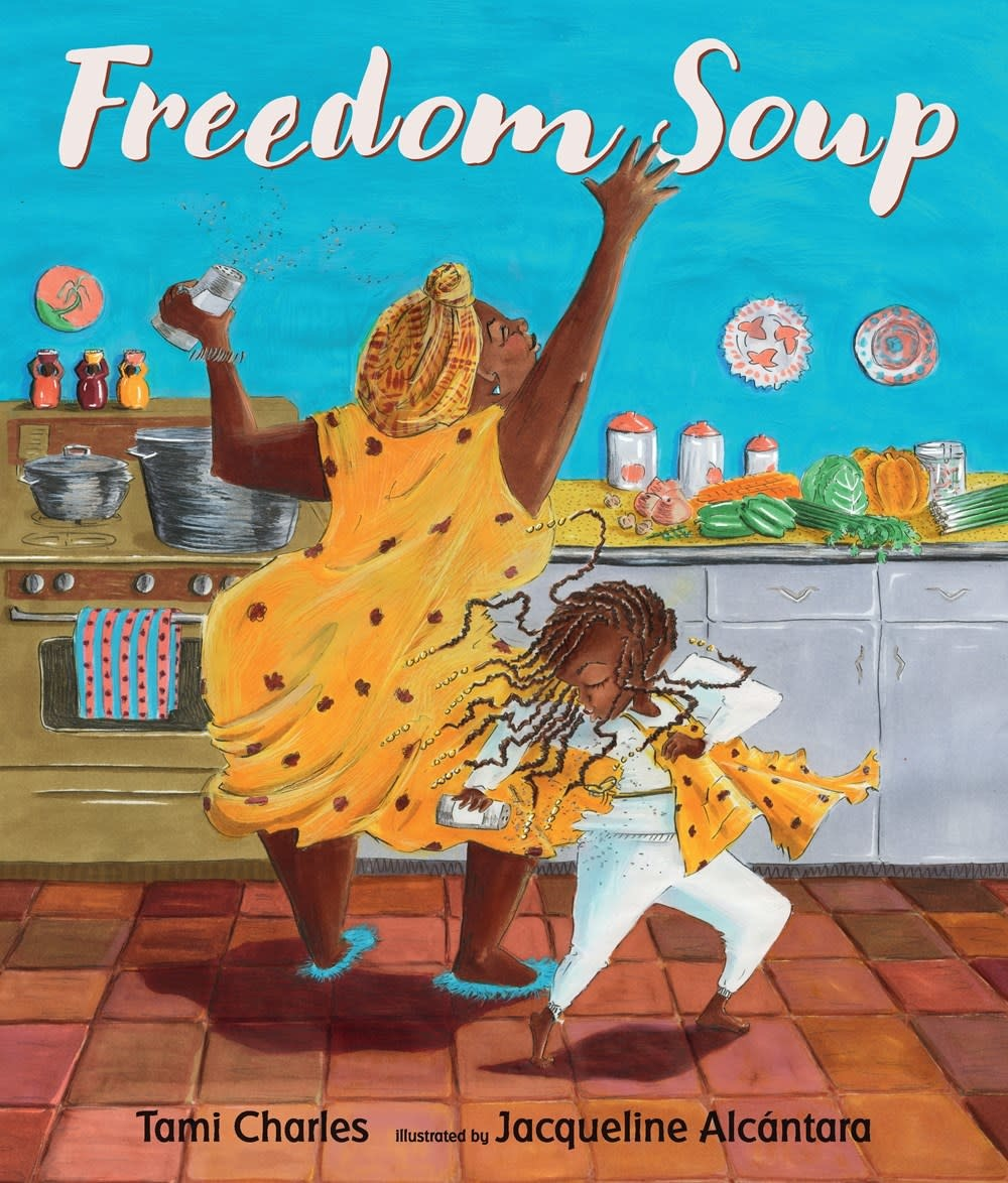Candlewick Freedom Soup