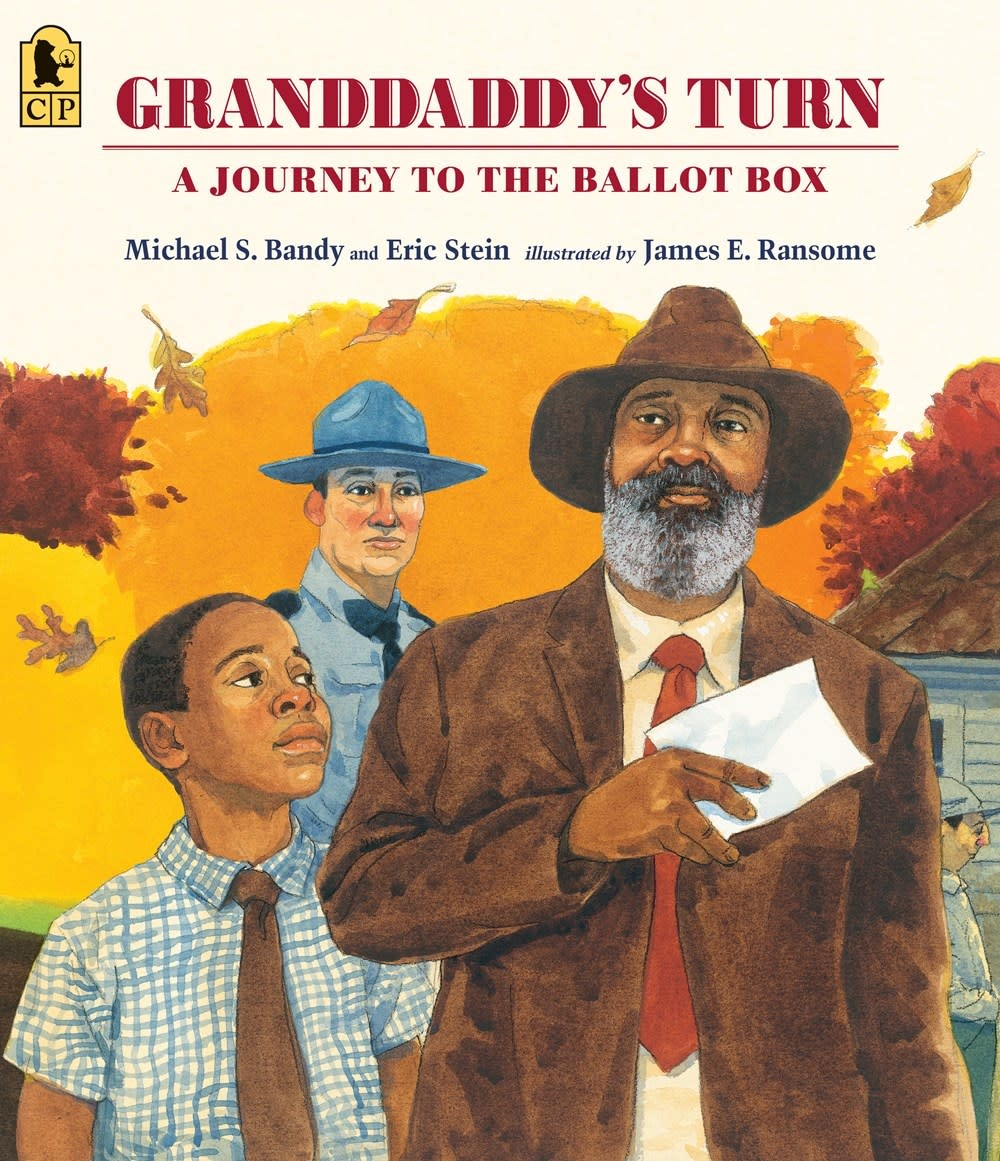 Candlewick Granddaddy's Turn: A Journey to the Ballot Box