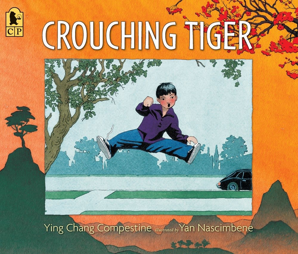 Candlewick Crouching Tiger