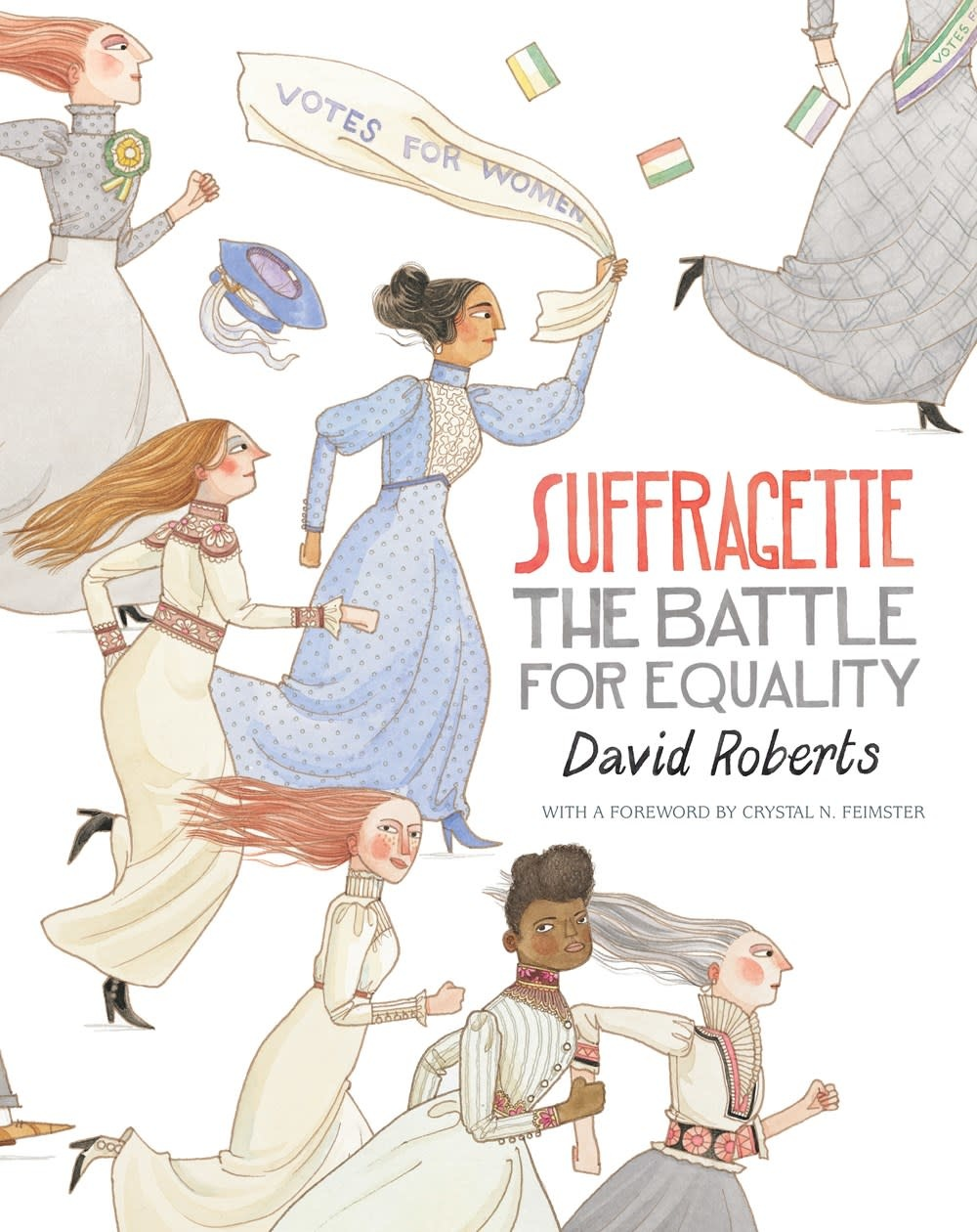 Walker Books US Suffragette: The Battle for Equality