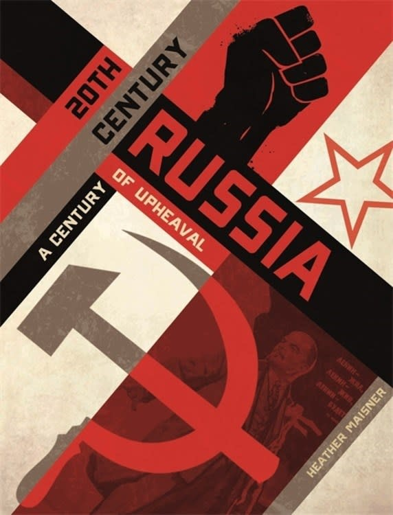 Franklin Watts 20th Century Russia: A Century of Upheaval