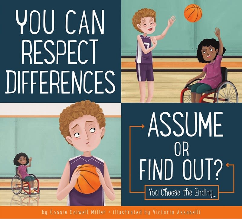 Amicus Ink You Can Respect Differences: Assume or Find Out?