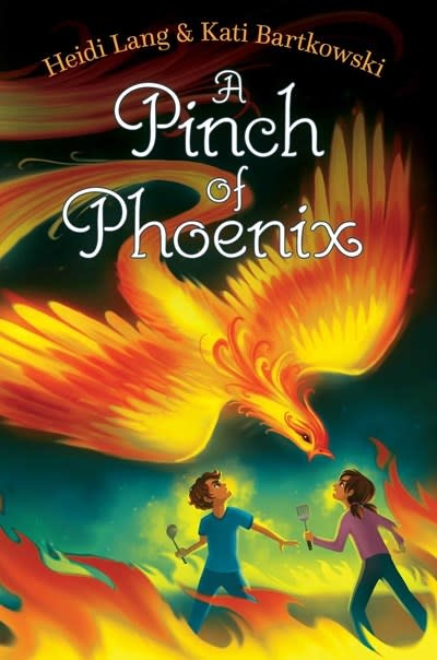 Aladdin A Pinch of Phoenix