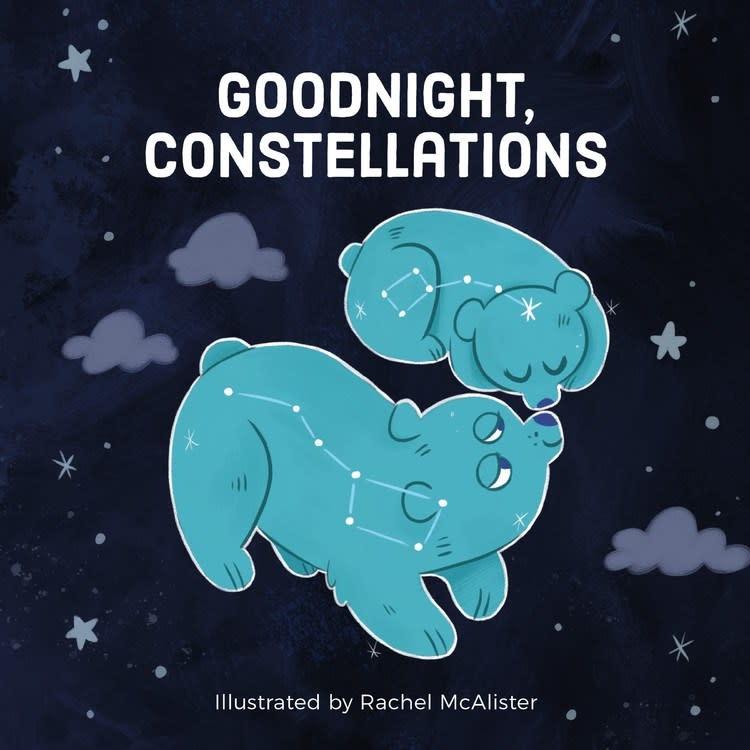 Running Press Kids Goodnight, Constellations