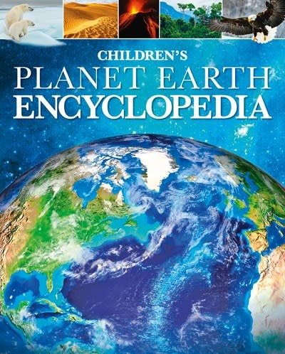 Arcturus Publishing Limited Children's Planet Earth Encyclopedia